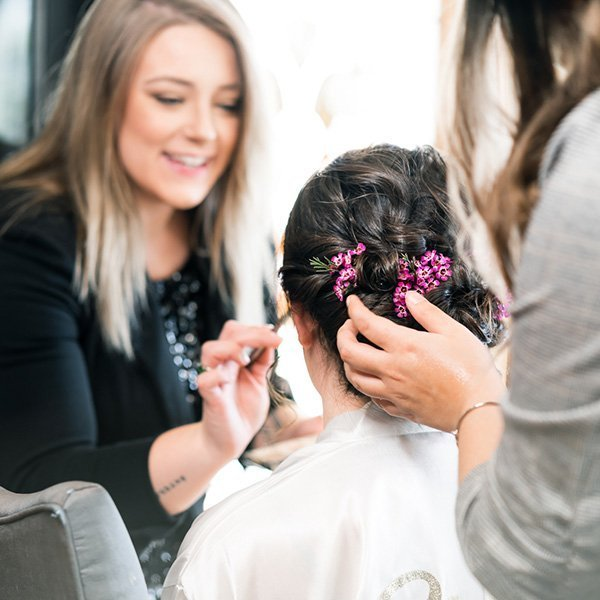 Bridal Pampering